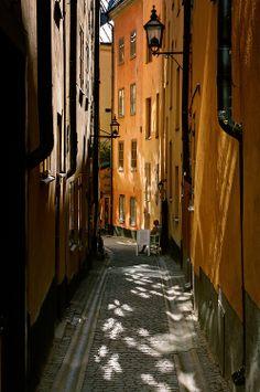 Stockholm, Sweden, Old town