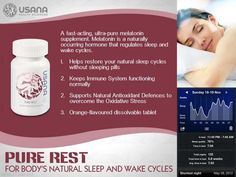 If you struggle falling and/or staying asleep, you need to give USANAs Pure Rest a try! Wake up feel Health And Wellness, Health Care, Sleeping Pills, Oxidative Stress, Natural Sleep, Blog Love, Healthy Lifestyle Tips, Nutritional Supplements, Weight Management