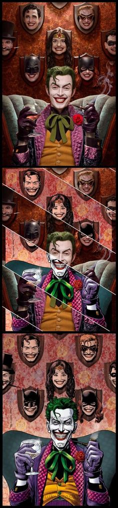 Los mejores 50 Cosplays de Batman - Taringa!