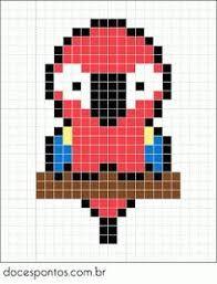 Image result for pusheen perler bead pattern