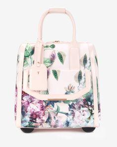 Pure peony travel bag - Dusky Pink | Bags | Ted Baker ROW