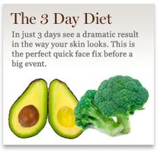 3 day diet of mostly salmon, cantalope and  spinach - Im NOT kidding this works as a mini facelift!