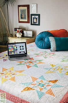 Modern Bee—13 Quilts to Make with Friends by C&T Publishing, via Flickr