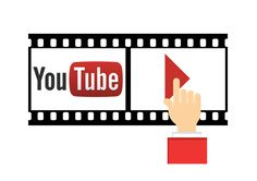 Here is a different approach to maybe learning more about a family hometown or a family members -- using YouTube.