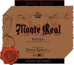 Monte Real Gran Reserva #Rioja #wine