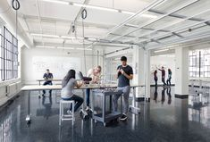 Academic Incubators: Garage Innovation Meets HigherEducation - Urban Planning and Design - architecture and design