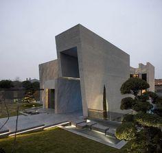 Open Box House: a-cero by Joaquin Torres & Rafael Llamazares Architects, Madrid, Spain