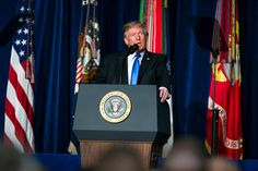 Angry Trump Grilled His Generals About Troop Increase Then Gave In