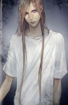 Browse Cute boy sexy collected by Celeste L and make your own Anime album. Anime Guy Long Hair, Anime Hair, Hot Anime Guys, Anime Sexy, Fantasy Character, Character Art, Character Design, Character Reference, Art Reference