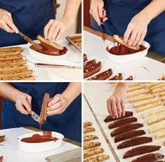 Christmas tradition: Homemade Biscotti - Think. Italian Pastries, Italian Desserts, Italian Cookies, Biscotti Cookies, Biscotti Recipe, Christmas Deserts, Christmas Traditions, Family Traditions, Christmas Ideas