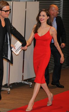 lady in red<3