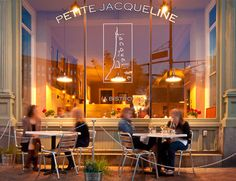 Everything you would expect in a typical French bistro, Petite Jacqueline offers mouth-watering food, carafe wine and good espresso. Enjoy inexpensive comfort food in a hip, boisterous surrounding with lively music.