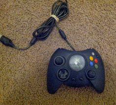 "Genuine Official Microsoft XBOX 1 Original ""Big Duke"" Controller - Tested"