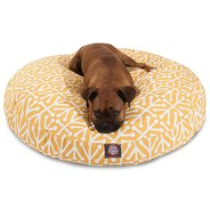 Aruba Round Dog Bed by Majestic Pet Products
