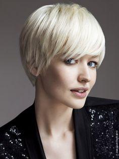 Foto 5 - Kurzhaarfrisuren: Das liegt im Trend für kurzes Haar