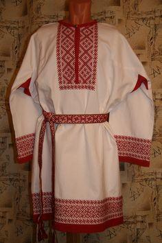 Traditionele Russische kleding.