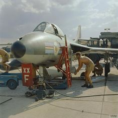 THE ROYAL AIR FORCE, 1950 - 1969.