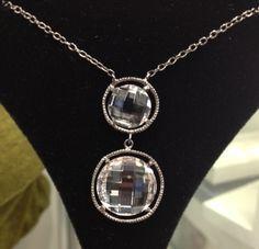 Double Circle Necklace #Jewelry #Philadelphia #Delco