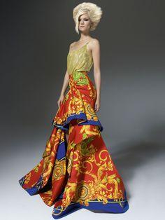 Atelier Versace FW 2011-2012.  Simply stunning.