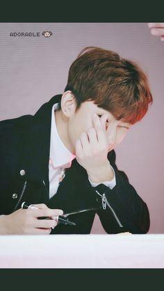 B1A4 x Javisi_ Channie_ fan sign event_