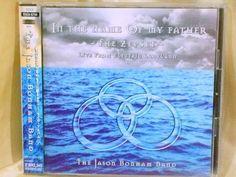 CD/Japan- JASON BONHAM In The Name Of My Father LIVE w/OBI RARE - Led Zeppelin #HardRock