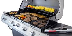 Top Rated Propane Grills Of 2017 – For Mouthwatering Outdoor Cooking At It's best! Char Broil Grill, How To Grill Steak, Gas Grill Reviews, Best Gas Grills, Perfect Grill, Bbq Chicken, Grilled Chicken, Outdoor Cooking, Food Preparation