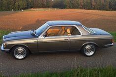 Mercedes W114, Old Mercedes, Classic Mercedes, Mercedes Benz Cars, Sports Sedan, Slc, Motor Car, Cars And Motorcycles, Cool Cars