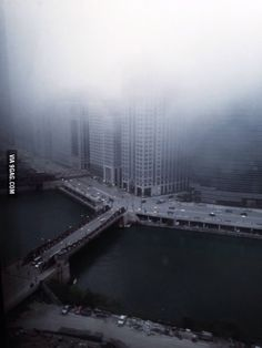 Chicago this morning.
