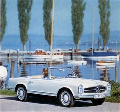 SL W113 by the harbor