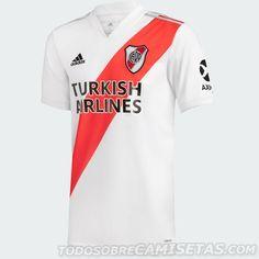 Adidas, Sports Shops, Football Jerseys, Classic White, Soft Fabrics, 21st, Club, Plates, River