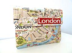 Funda iPad London, Bolsos y carteras, Carteras, Complementos, Fundas de móvil, Bolsos y carteras, Estuches