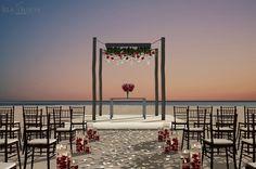 Poppy wedding gazebo Wedding Gazebo, Thailand Wedding, Red Poppies, Poppy, Tropical Weddings, Patio, Beach, Outdoor Decor, Wedding Stuff