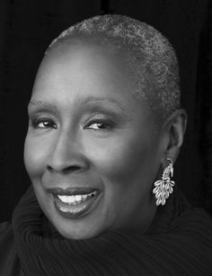 Judith Jamison, dancer and choreographer, the Artistic Director of Alvin Ailey American Dance Theater.