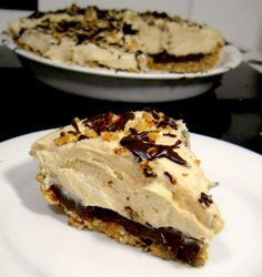Triple Layer Peanut Butter Pie with Pretzel Crust - User Submitted - Desserts - Recipes - Cuisinart.com