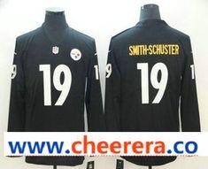 28e7e20b749 Pittsburgh Steelers Nike Youth Custom Game Jersey - Black in 2018 ...