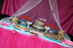 Fanciful Fairy Party | CatchMyParty.com