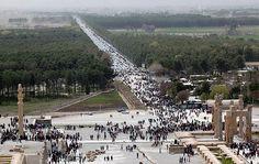 Iran - Remembrance Day of Cyrus the Great روز  بزرگداشت کوروش بزرگ