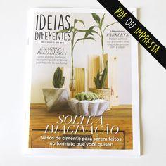 Revista Ideias Diferentes – 02 (Digital ou Impressa)