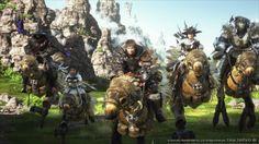 Final Fantasy sem guerreiros montados em Chocobos não é Final Fantasy.