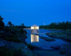 Floating House   MOS Architects