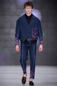 Instituto Marangoni Fall-Winter 2017/18 - Mercedes-Benz Fashion Week Russia