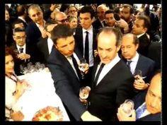 Zaia dona a Renzi la Bandiera del Veneto