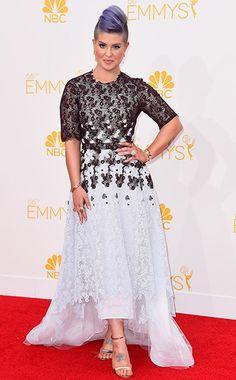 Kelly Osbourne in Honor - Primetime Emmy Awards 2014  #Apostolicfashion #modestfashion #modestdress #tzniutfashion #classicdress #formaldress #kosherfashion #apostolicclothing