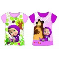 Camiseta Masha y el Oso