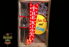 Bbq Signs, Marquee Sign, Logo Sign, Stage Set, Novelty Items, Business Signs, Custom Metal, Custom Logos, Crates