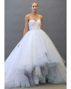 Vestido de novia Lazaro-spring2013