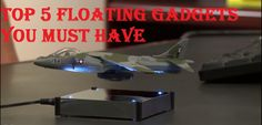 Top 5 Floating Gadgets You Must Have  - Levitation