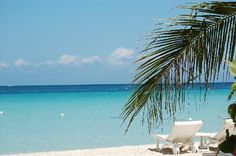 Seven Mile Beach in Jamaica: Travelers' Choice Beaches winner. Beautiful any time of day... #FlavorYourSummer