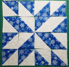 Resplendent Sew A Block Quilt Ideas. Magnificent Sew A Block Quilt Ideas. Modern Quilt Blocks, Crazy Quilt Blocks, Block Quilt, Halloween Quilts, Barn Quilt Patterns, Pattern Blocks, Half Square Triangle Quilts, Square Quilt, Snowflake Quilt