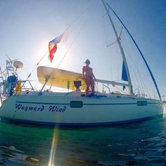 Workaway in Guatemala. Crew Wanted, No Experience Needed. Sailing around the world. Currently heading to Greece from Guatemala.